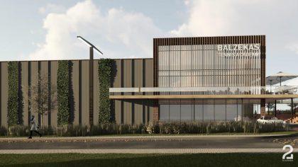 Balžeko teniso akademija plėsis: suplanuotas naujas 3 mln. eurų vertės projektas Vilniuje