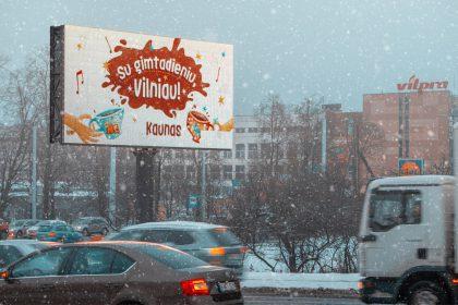 Kaunas ruošia dovaną Vilniui: kvies vakarienės, dovanos nemokamas ekskursijas