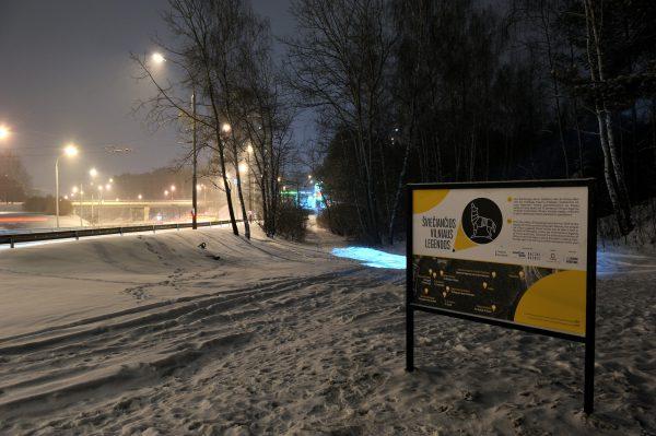 Sostinės Pasakų parke – unikaliai atgimė Vilniaus legendos
