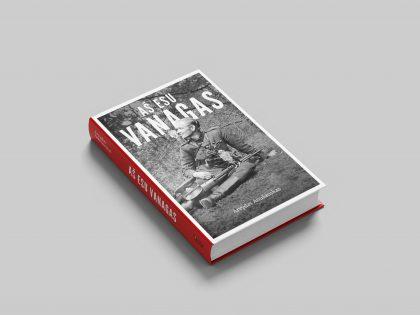 """Arvydo Anušausko monografija """"Aš esu Vanagas…"""""""
