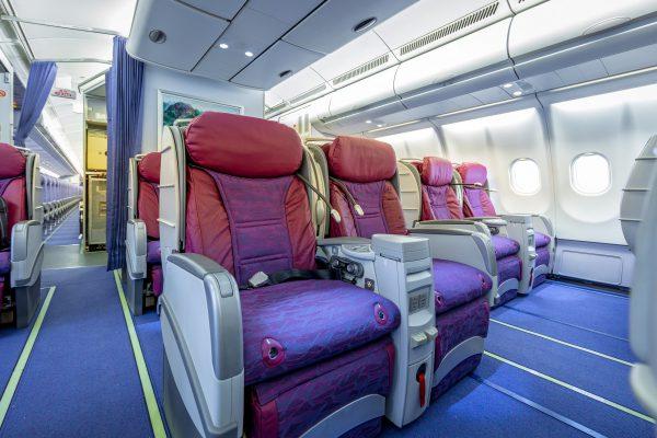 """""""GetJet Airlines"""" pirmoji Baltijos šalyse įsigijo plataus fuzialiažo orlaivį """"Airbus A330"""""""