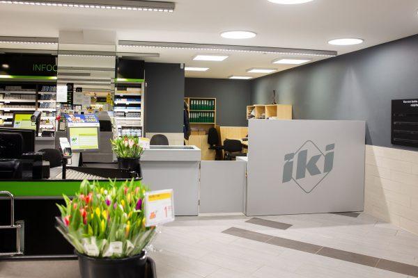 Vilniuje duris atvėrė atnaujinta IKI parduotuvė: tapo dar atviresnė pirkėjams