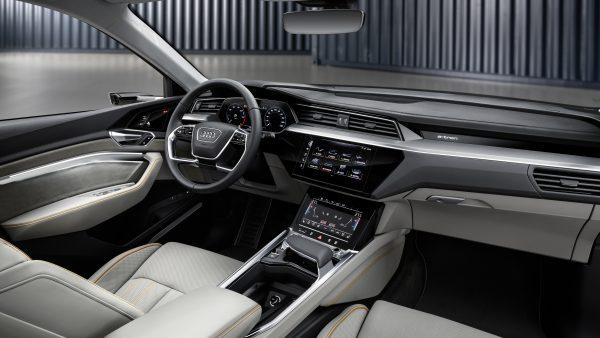 """Lietuvoje jau prasidėjo išankstiniai """"Audi e-tron"""" pardavimai"""