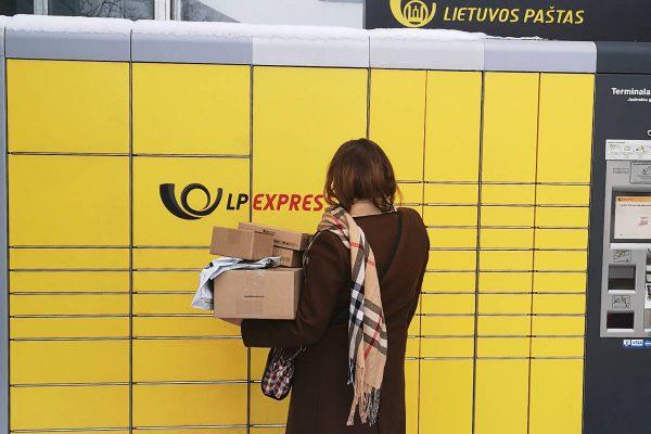 """LP EXPRESS siuntų terminaluose – daiktų """"pasaugojimo"""" paslauga"""