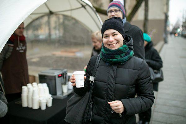 """Greta """"Maximos"""" Vilniuje Gedimino pr. duris atvėrė nauja maisto išsinešti erdvė"""