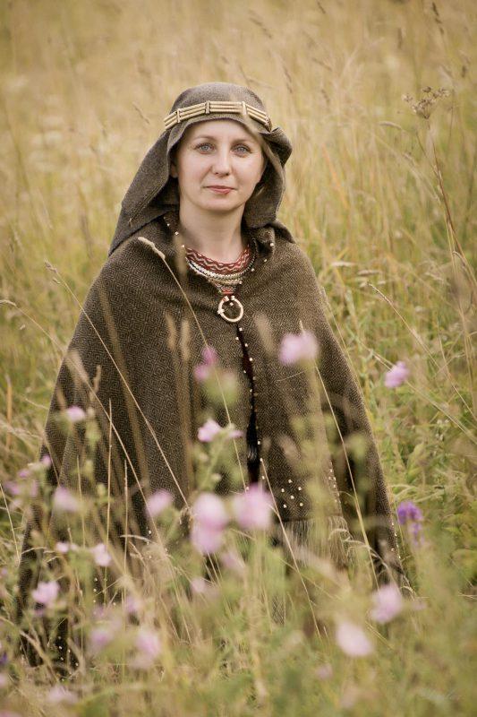 Atkurti sėlių genties aprangą prireikė pusantrų metų