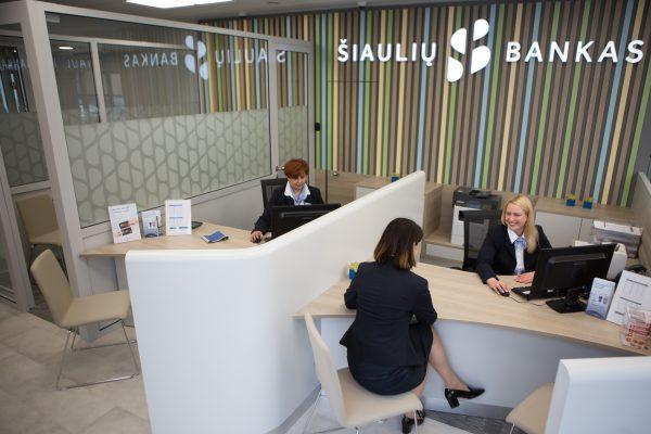 Slapto pirkėjo tyrimas atskleidė: klientus geriausiai aptarnauja Šiaulių bankas