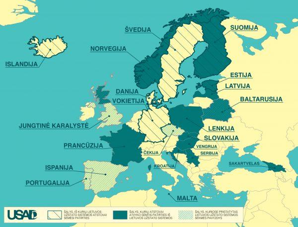 Po 3 metų užstato sistema naudojasi 9 iš 10 šalies gyventojų