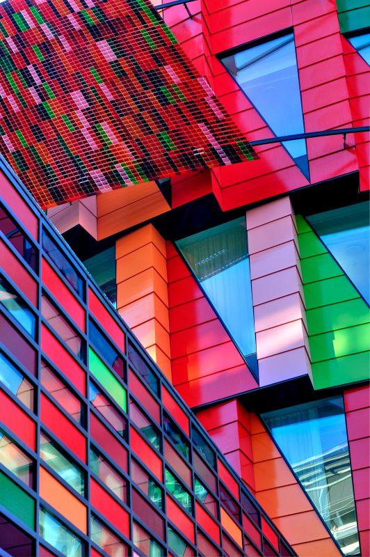 Pramonė 4.0 ir Statyba 4.0 susitinka… moderniame fasade