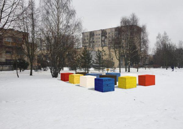 """""""Kuriu Vilnių"""" – dar 13 naujų meno instaliacijų papuoš sostinę"""
