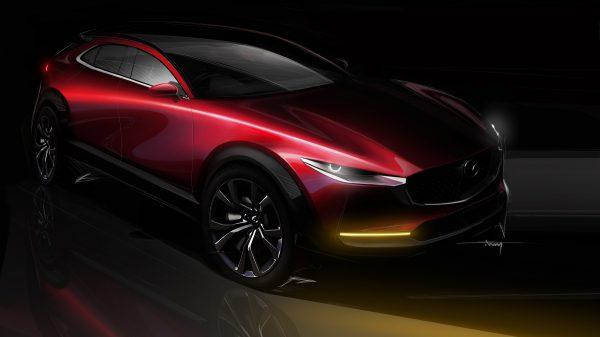 """Visiškai naujas modelis """"Mazda"""" gamoje – miesto visureigis """"Mazda CX-30"""""""