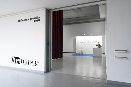 """Prasideda atviras šaukimas jauniesiems menininkams pretenduoti į """"JCDecaux premiją 2019"""""""