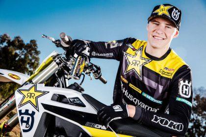 Arminas Jasikonis pirmajame Pasaulio motokroso čempionato etape užėmė aukštą 6-ą vietą
