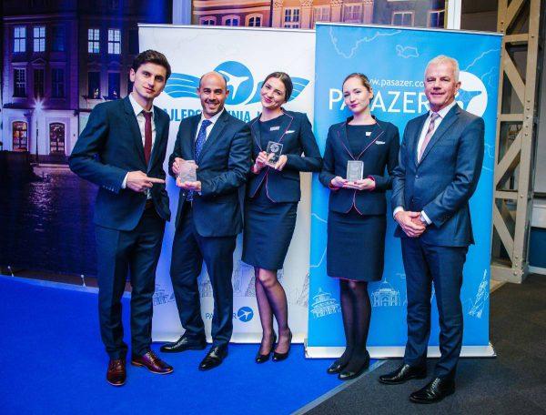 """""""Wizz Air"""" – geriausia metų žemų sąnaudų skrydžių bendrovė Centrinėje ir Rytų Europoje"""