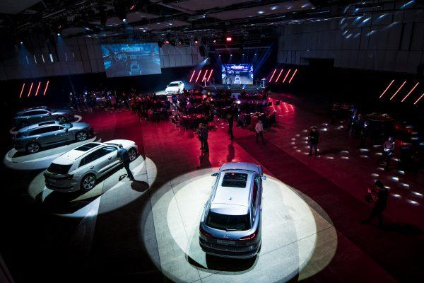"""""""Audi e-tron"""" pristatytas augančiai Lietuvos elektromobilių rinkai"""