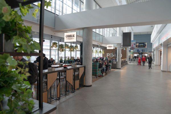 Vilniaus oro uosto keleivių laukia naujos koncepcijos picerijos