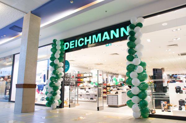 Augimas sudėtingomis mados rinkos sąlygomis: didžiausia plėtra DEICHMANN grupės istorijoje