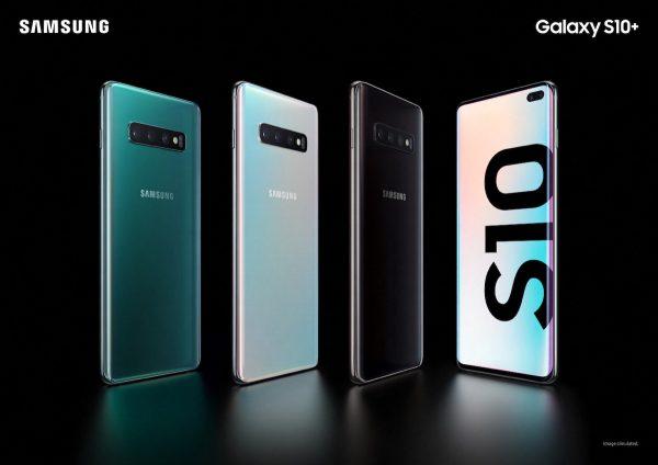 """Naujasis """"Samsung Galaxy S10"""" jau Lietuvoje"""