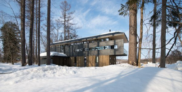 Lietuviški langai padėjo pelnyti pasaulinį architektūros apdovanojimą Japonijoje