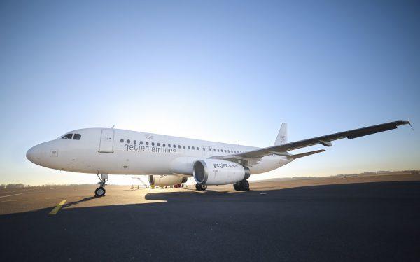 """""""GetJet Airlines"""" vasaros skrydžių sezoną pasitinka su pokyčiais"""
