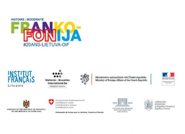 Kovo 18–27 d.: Frankofonijos dienos Nacionalinėje bibliotekoje
