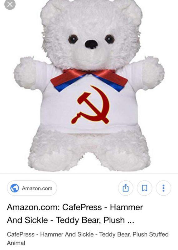 """Po Strasbūro teismo išaiškinimo, prašo ir """"Amazon"""" platformoje sovietų simbolius traktuoti kaip ir nacių"""