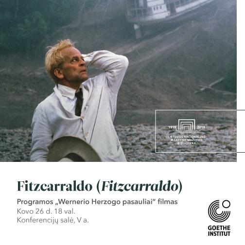 """Kovo 26 d. – gegužės 2 d.: """"Wernerio Herzogo pasauliai"""" – fotografijų paroda ir filmai"""