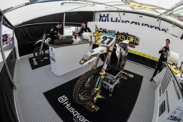 3-iajame Pasaulio motokroso čempionate A. Jasikoniui iki podiumo pritrūko vos vieno taško