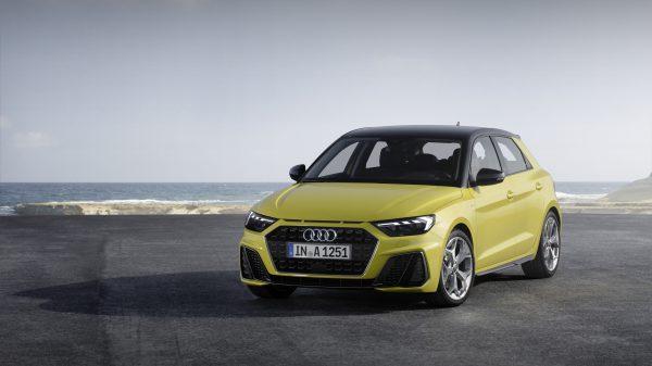 Naujasis Audi A1 Sportback – kompaktiškas automobilis su dinamišku dizainu
