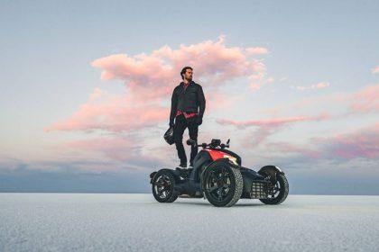 """Auto Bazar 2019"""" parodoje – keliolikos motociklų testai"""