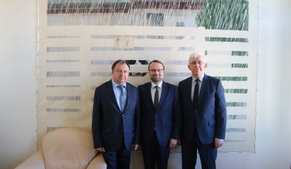 Toliau vystomas Lietuvos ir Ukrainos kultūrinis dialogas