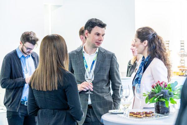 Vilniaus oro uoste oficialiai pristatytas atsinaujinęs verslo klubas