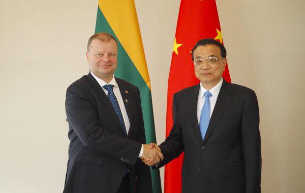 Premjeras S. Skvernelis: Kinijos rinka atveriama lietuviškai žemės ūkio produkcijai