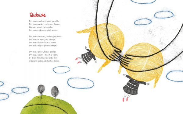 """Gražiausi Justino Marcinkevičiaus eilėraščiai vaikams sudėti į rinktinę """"Vaikų žemė"""""""