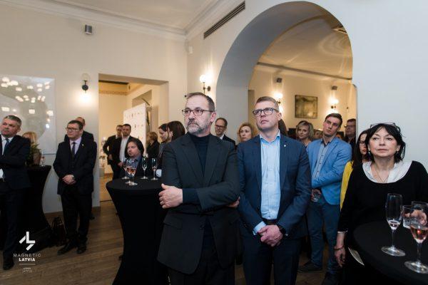 Lietuvos ir Latvijos partnerystė tęsiasi: išdalinti verslo apdovanojimai