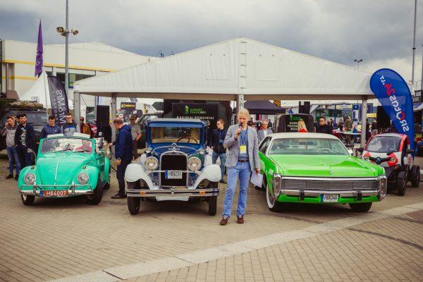 """Auto Bazar 2019"""" tapo geriausia diena atnaujinti šeimos autoparką"""