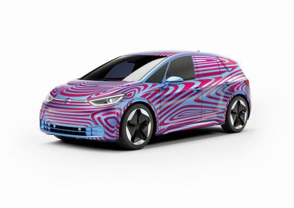 """ID.3 jau čia: """"Volkswagen"""" pirmą kartą siūlo išankstines rezervacijas"""