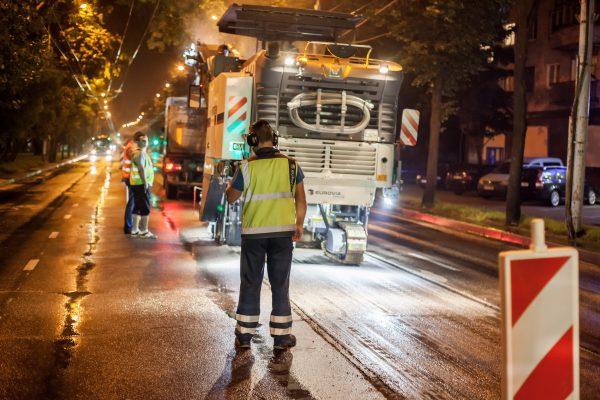 Gera žinia atokesniems sostinės rajonams – atnaujinamas Eišiškių plentas