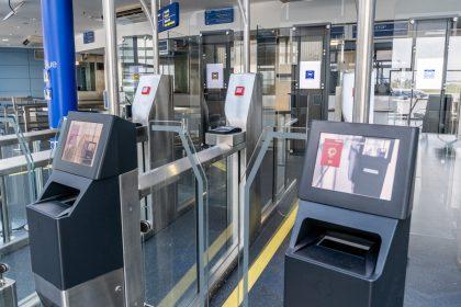 Sostinės oro vartuose pradeda veikti išmani pasienio patikros sistema