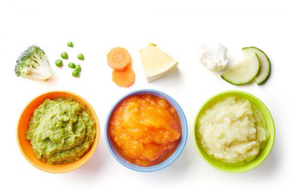 Kūdikių mityba: kaip atpažinti tinkamas daržoves?