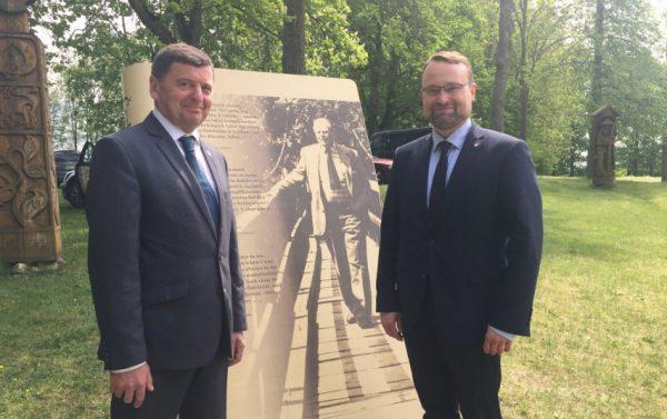 Kultūros ministras M. Kvietkauskas: Lietuvos muziejų kelias atveria naujus akiračius
