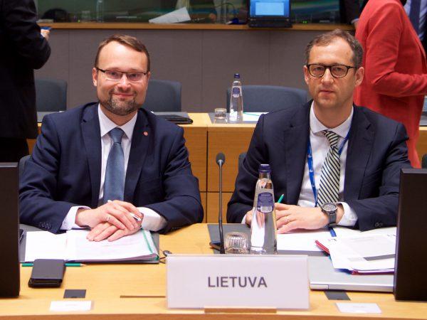 Kultūros ministras: kova su dezinformacija – būdas apsaugoti Europos kultūrą ir demokratiją