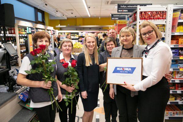 """Vilniaus Kalvarijų gatvėje duris atvėrė nauja """"Maxima"""" parduotuvė"""