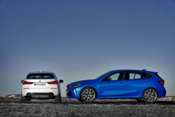 Pristatytas naujasis 1 serijos BMW