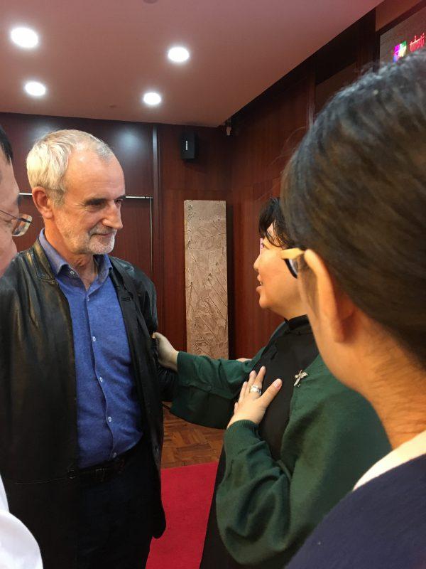 Režisierius Rimas Tuminas sulaukė pasiūlymo statyti vieną iš pasaulinės dramaturgijos šedevrų Kinijoje