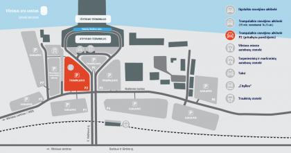 Aktualu skraidantiems: atvykusius keleivius Vilniaus oro uoste pavežėjai pasitiks specialiai tam skirtoje aikštelėje