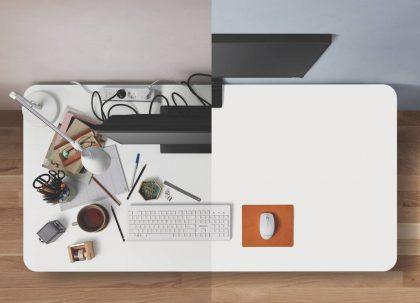 Būdai, kaip susikurti modernią ir patogią darbo erdvę namie