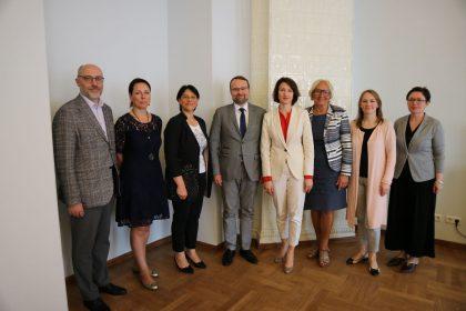 Kultūros ministerija stiprins lietuvybės puoselėjimą užsienyje