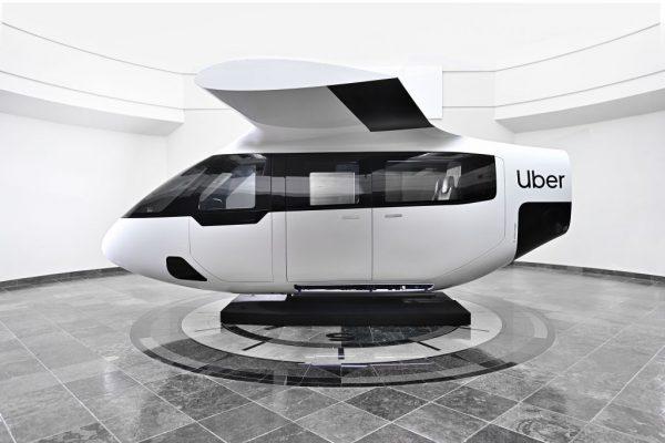 Uber pristatė oro transporto kelionių naujoves
