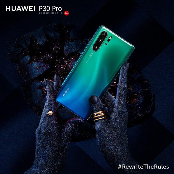 """""""Huawei P30"""" serija viršija lūkesčius – 10 mln. per rekordiškai trumpą laiką"""